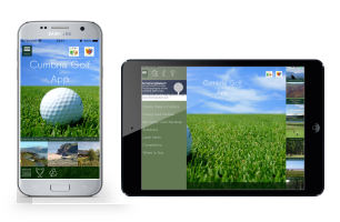 Cumbria Golf Mobile App